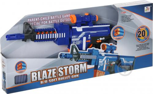 Іграшкова зброя Ze Cong Toys Company Limited з електроприводом 7054-1 - фото 6