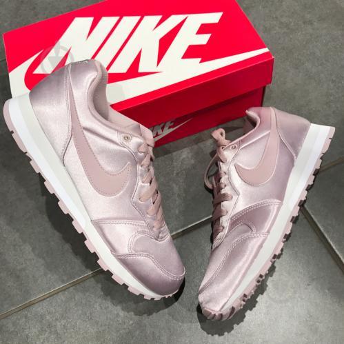 Кроссовки Nike MD Runner 2 749869-602 р. 8 светло-розовый - фото 7