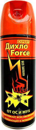 Аэрозоль ДихлоForce Универсальное инсектицидное средство Эксперт 400 мл - фото 1