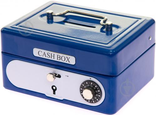 Скарбничка GoKi Ящик із кодовим замком 14021 - фото 1
