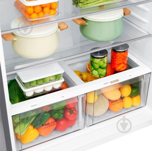 Холодильник LG GR-H802HMHZ - фото 11