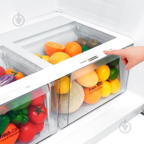 Холодильник LG GR-H802HMHZ - фото 10