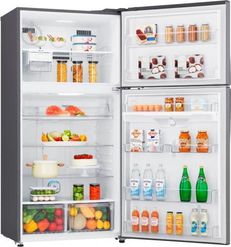 Холодильник LG GR-H802HMHZ - фото 7