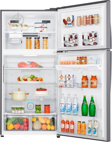 Холодильник LG GR-H802HMHZ - фото 6