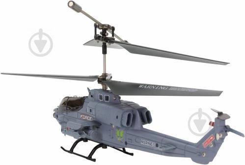 Вертолет Syma с 3-х канальным и/к управлением 22 см S108G - фото 3