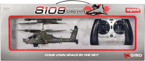 Вертолет Syma с 3-х канальным и/к и гироскопом S109G - фото 5
