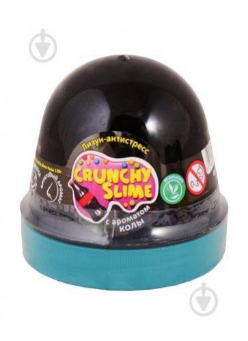 Лизун-антистресс MiC Crunchy Slime Кола 120 г (80081) - фото 1