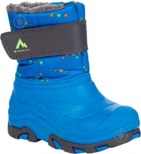 Ботинки McKinley Billy II JR 409794-900543 р.EUR 30-31 синий - фото 1