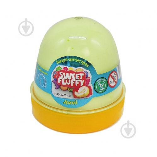 Лизун-антистресс MiC Sweet fluffy Дыня 120 мл (80075) - фото 1