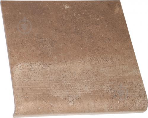 Клінкерна плитка Alivio terra stopnica v-shape 30x32 Cerrad - фото 1