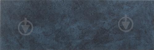 Плитка Cersanit Діксі дарк блу сатін 20x60 см - фото 1