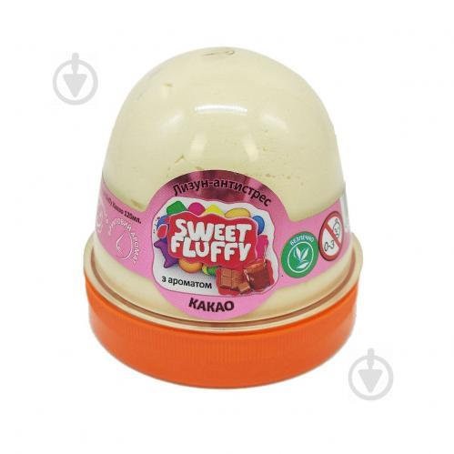 Лизун-антистресс MiC Sweet fluffy Какао 120 мл (80108) - фото 1