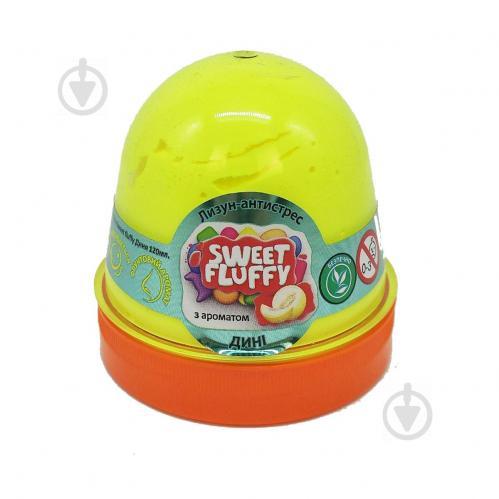 Лизун-антистресс MiC Sweet fluffy Дыня 120 мл (80109) - фото 1