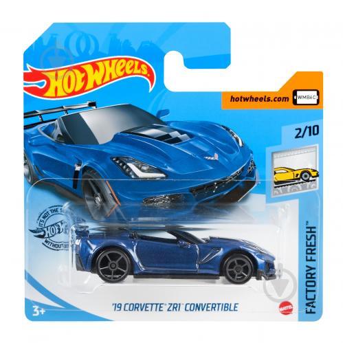 Автомобиль Hot Wheels Базовый в ассортименте 5785 - фото 1