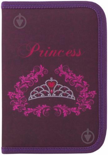 Пенал Princess CF85389 Cool For School темно-фиолетовый