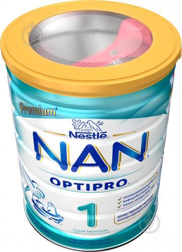 Сухая молочная смесь NAN NAN 1 800 г 7613032405700 - фото 4