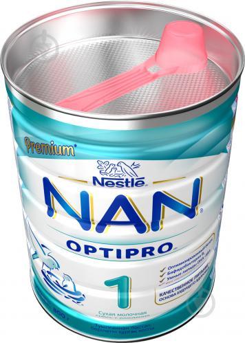 Сухая молочная смесь NAN NAN 1 800 г 7613032405700 - фото 2