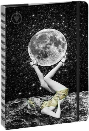 Блокнот Bohemia moon, A5 Uprofi plan - фото 1