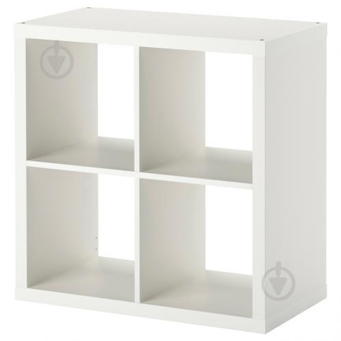 Стеллаж IKEA KALLAX Белый (202.758.14) - фото 1