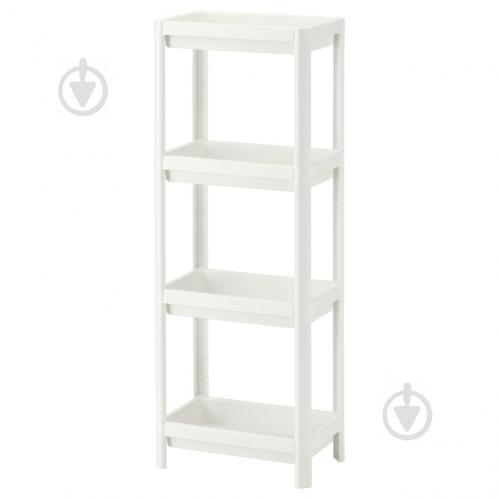 Стеллаж IKEA VESKEN Белый (403.078.66) - фото 1