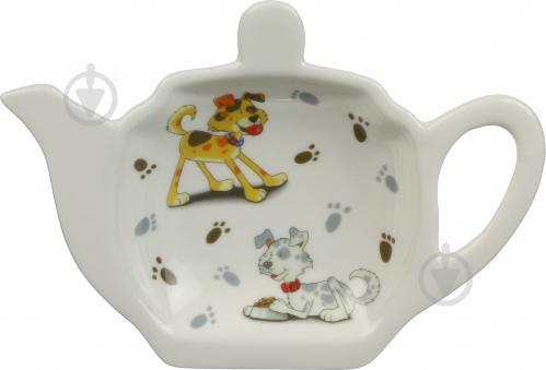 2df79cf928f365 ᐉ Підставка для чайних пакетиків Дружок 12 см 359-324 Lefard ...