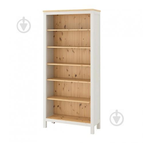 Стеллаж IKEA HEMNES 90x197 см Белый (604.135.02) - фото 1