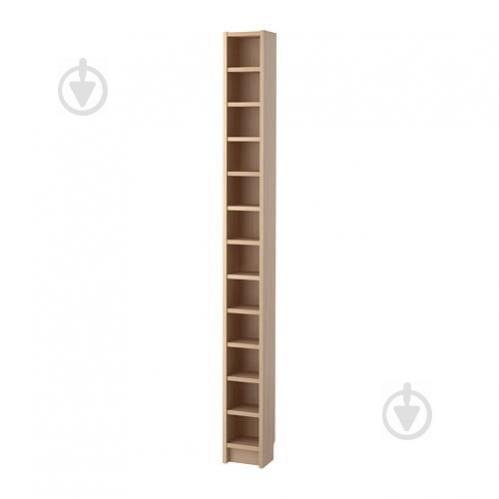 Стеллаж IKEA GNEDBY 202 см Светло-коричневый (404.040.37) - фото 1