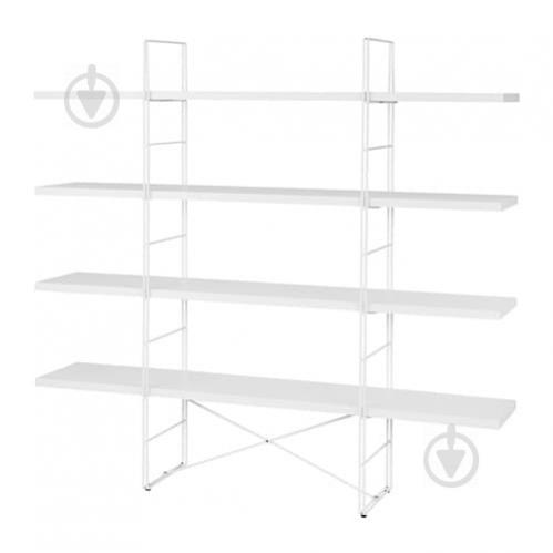 Стеллаж IKEA ENETRI Белый (792.276.04) - фото 1