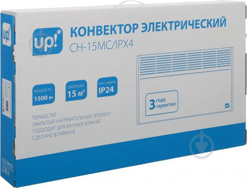 Конвектор електричний UP! (Underprice) UP! CH-15MC - фото 5