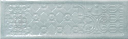 Плитка Cifre Тітан аква декор 10x30,5 - фото 1
