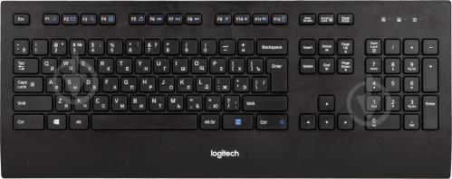 Клавіатура Logitech K280E (920-005215) black - фото 1