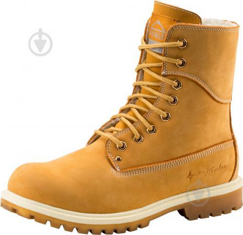 Ботинки McKinley Tessa NB II 269930-0181 р. EUR 38 желтый - фото 1