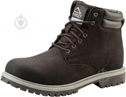Ботинки McKinley Tirano P II 269986-0050 р.EUR 45 черный - фото 1
