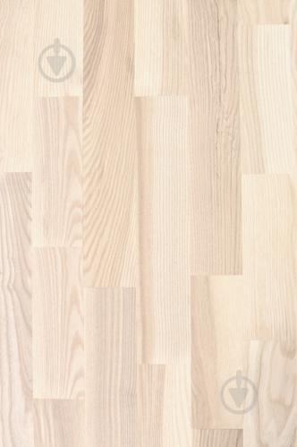 Паркетна дошка Ekoparket ясен 3-смуговий 1100x207x10 мм (2,03 кв.м) - фото 3