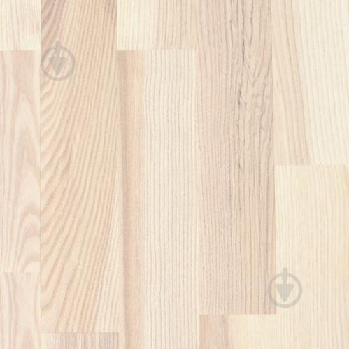 Паркетна дошка Ekoparket ясен 3-смуговий 1100x207x10 мм (2,03 кв.м)
