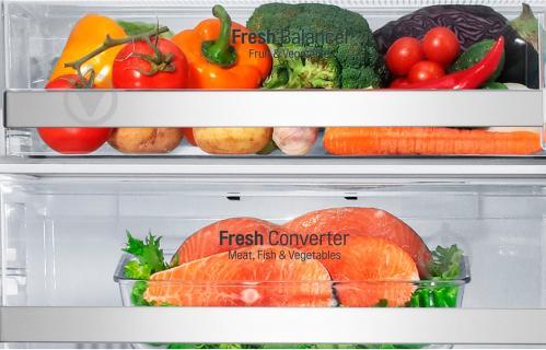 Холодильник LG GA-B499TGDF - фото 7