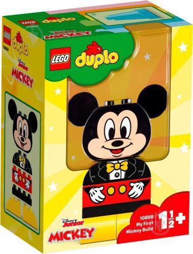 Конструктор LEGO Duplo Мій перший складний Міккі 10898 - фото 1