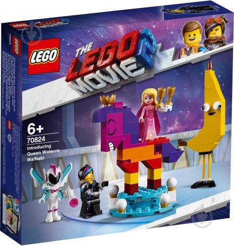 Конструктор LEGO Movie Знайомство з королевою Позеркою Яктобі 70824 - фото 1