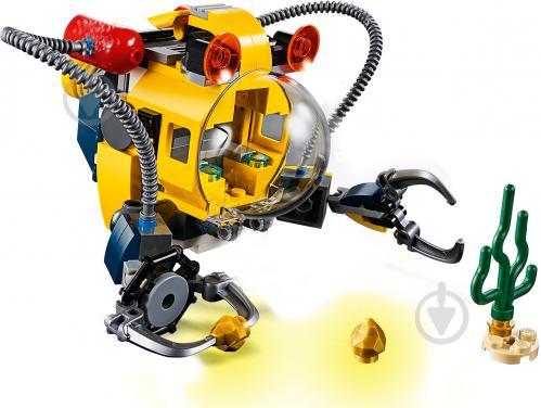 Конструктор LEGO Creator Підводний робот 31090 - фото 4