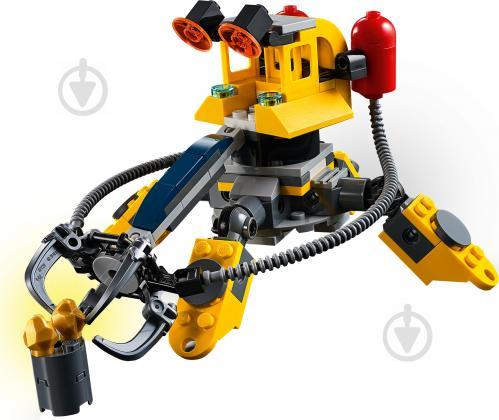 Конструктор LEGO Creator Підводний робот 31090 - фото 5