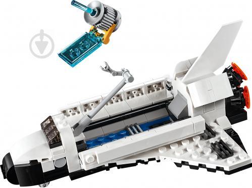 Конструктор LEGO Creator Тягач із шатлом 31091 - фото 4