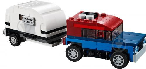 Конструктор LEGO Creator Тягач із шатлом 31091 - фото 7