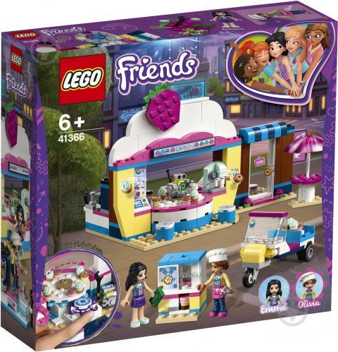 Конструктор LEGO Friends Кондитерська з кексами Олівії 41366 - фото 1
