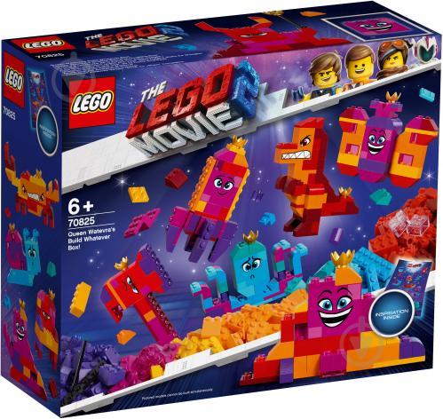 Конструктор LEGO Movie Коробка королеви Позерки «Будуй що завгодно» 70825 - фото 1