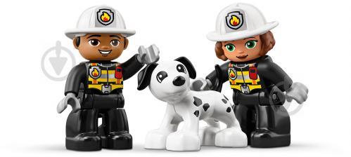 Конструктор LEGO Duplo Пожежне депо 10903 - фото 9