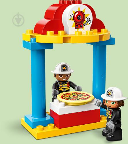 Конструктор LEGO Duplo Пожежне депо 10903 - фото 10