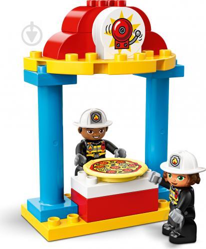 Конструктор LEGO Duplo Пожежне депо 10903 - фото 7