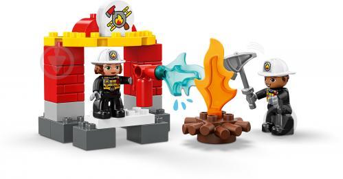 Конструктор LEGO Duplo Пожежне депо 10903 - фото 8