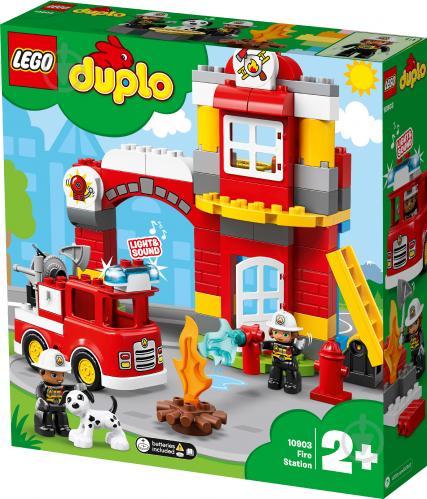 Конструктор LEGO Duplo Пожежне депо 10903 - фото 40
