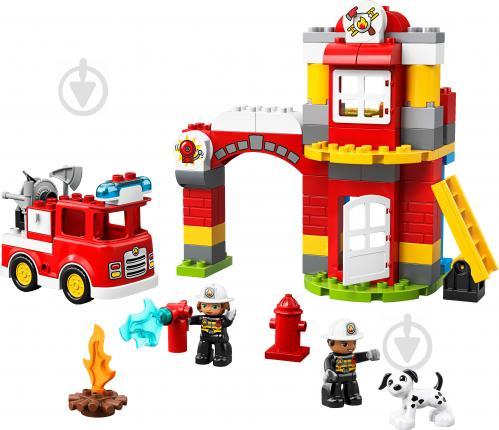 Конструктор LEGO Duplo Пожежне депо 10903 - фото 3